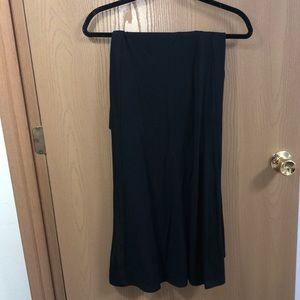 Never worn maxi skirt